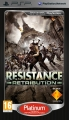 Resistance: Retribution Platinium PSP