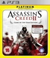 Assasin's Creed 2 GOTY Platinum PS3