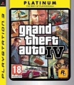 GTA 4 IV Platinum PS3