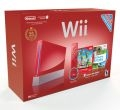 Konsola WII RED + New Super Mario Bros + WII Sports